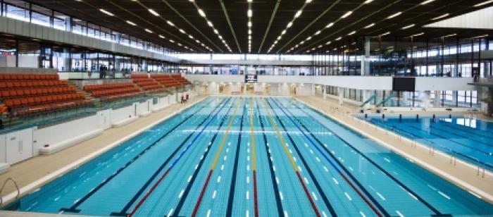 Royal Commonwealth Pool, Edinburgh