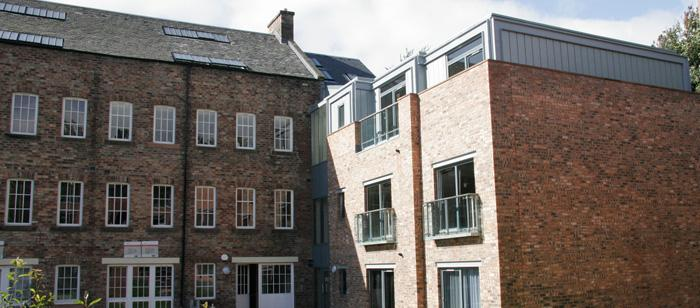Belford Mews - Haymarket Refurbishment Project
