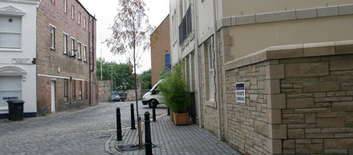 Broughton Market, Edinburgh - Haymarket Residential Project